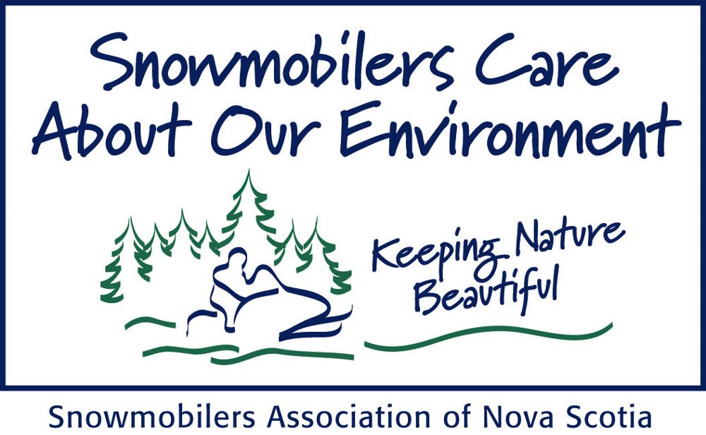 Snowmobilers Care About Our Environment