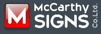 McCarthy Signs
